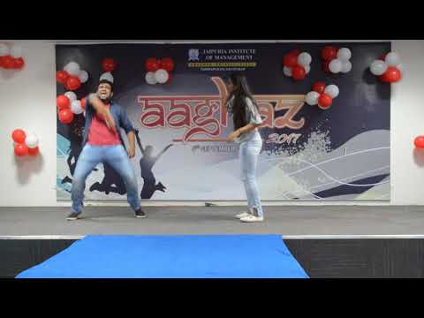 Fresher Party : Aaghaz 2017