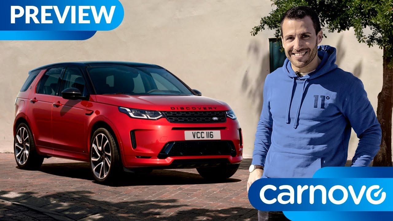 Land Rover Discovery Sport 2020 - SUV / Preview / Opinión / Novedades   Carnovo
