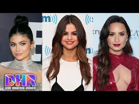 Kylie Jenner AVOIDS Harming Ba?!  Selena Gomez Speaks Out On Demi Lovato Doc DHR