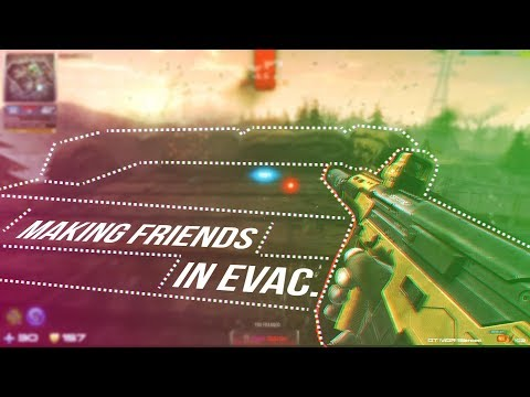 Contract Wars - Making Friends in Evac