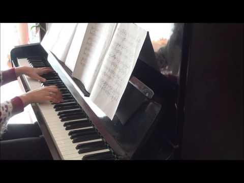 winter light - piano cover ( Daisy Pearl )