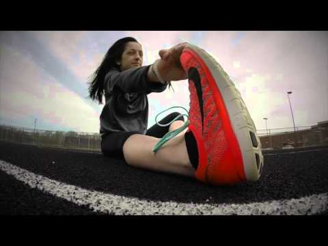 Nike Shoes Ad