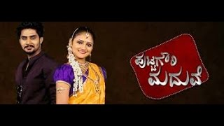 PUTTAGOWRI MADUVE SERIAL REAL NAMES OF CASTS IN THE SERIAL