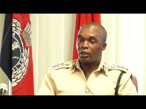 Ministry of Public Security Press Conference on Lusignan Prison Escapees.
