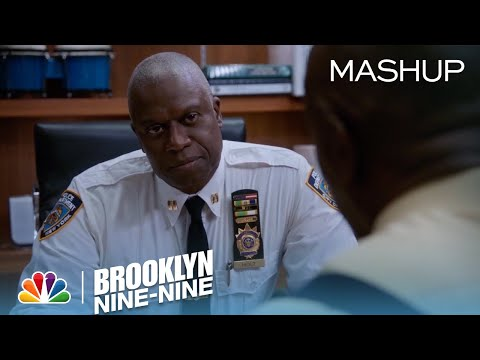 Brooklyn Nine-Nine - Holt's One-Liners: A Bold Personality (Mashup)