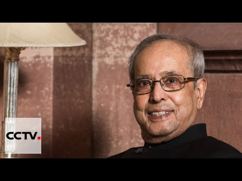 Indian President In China: Mukherjee pitches India opportunities to Chinese investors