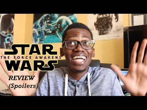 Star Wars: The Force Awakens REVIEW!! John Boyega Killed it!!!