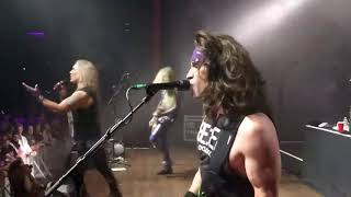 Steel Panther - tomorrow night; live (pro shot) in New Orleans