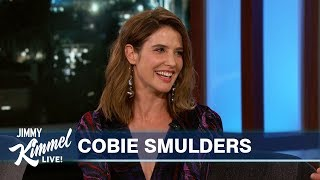 Cobie Smulders on New Show Stumptown & Husband Taran Killam