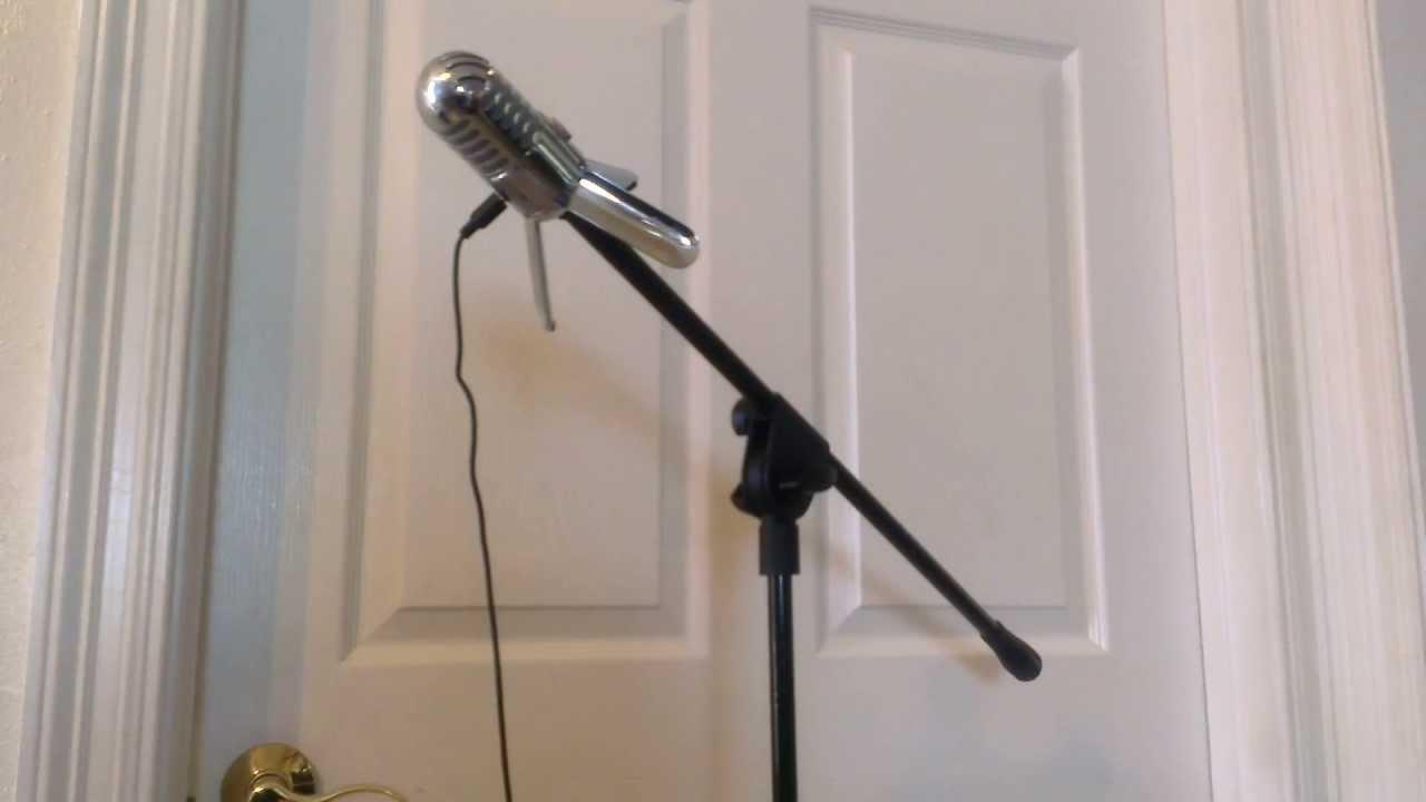Samson Mk10 Microphone Stand Youtube