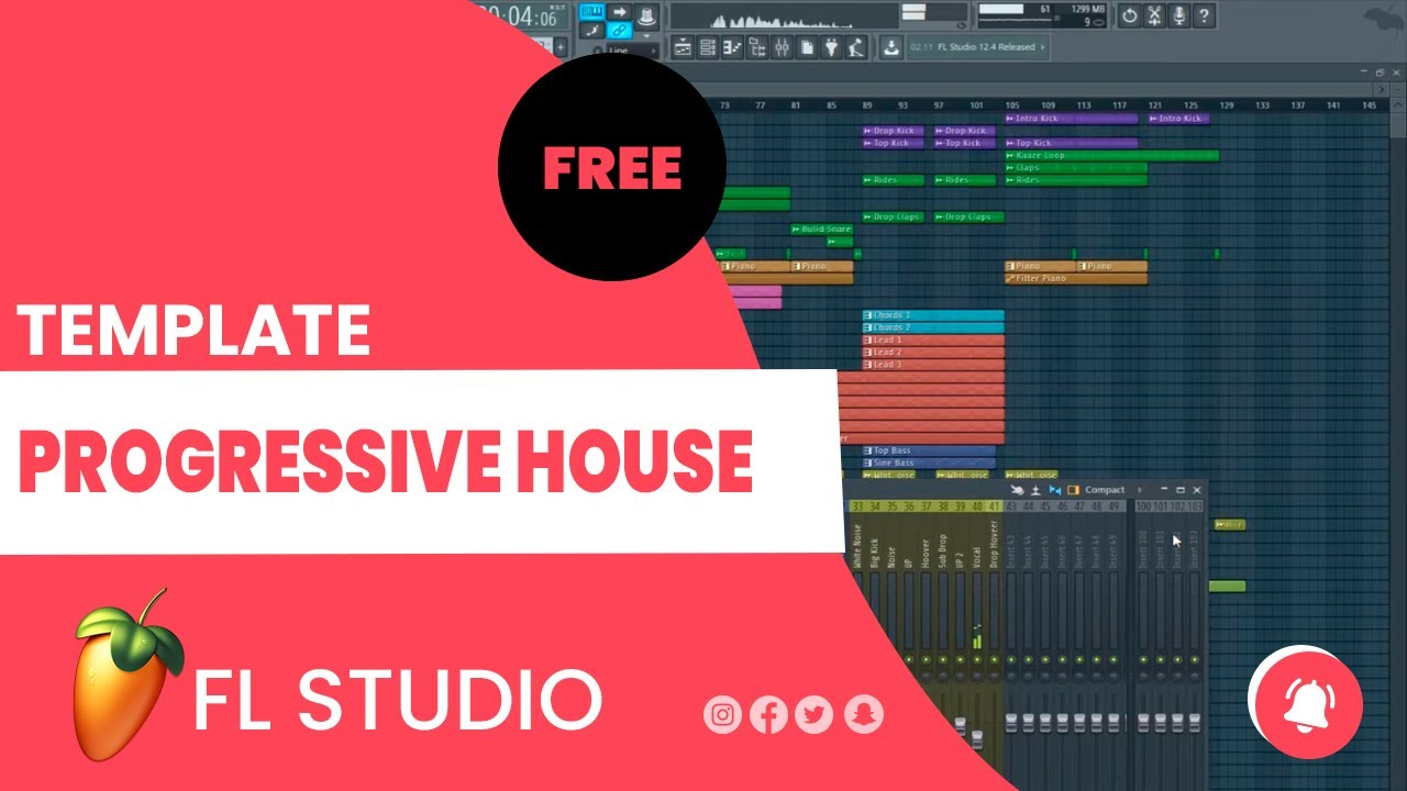 how to make a new project fl studio