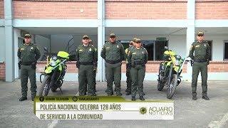 Policía Nacional celebra 128 años de servicio a la comunidad