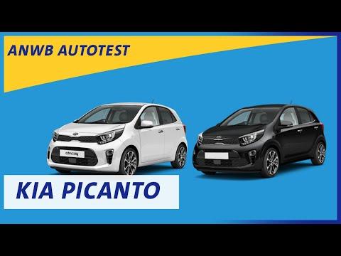 ANWB test Kia Picanto