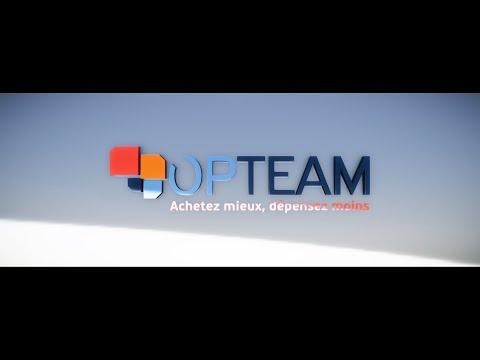 Film corporate de la société OPTEAM | Centrale de référencement