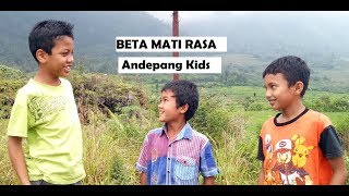 Beta Mati Rasa Cover ANDEPANG KIDS andepang trio