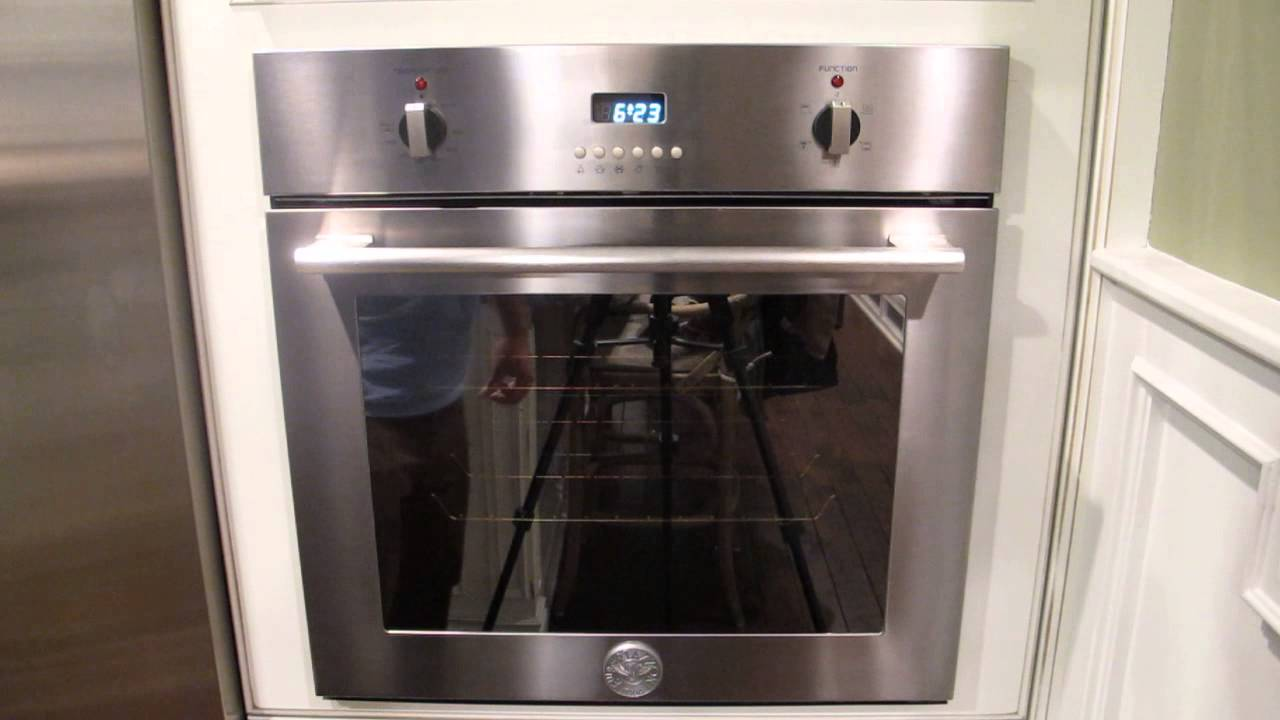 Bertazzoni Wall Oven Review YouTube