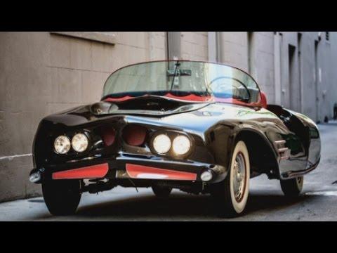 Original 1963 Batmobile fetches $137,000 at auction
