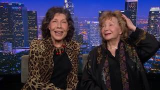 Lily Tomlin and Jane Wagner 50 years of love and laughs