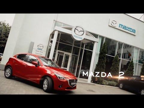 Mazda 2 – тест-драйв в городе и на бездорожье
