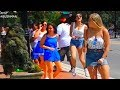 BUSHMAN SCARE PRANK AT UNIVERSITY OF FLORIDA