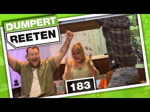 Ontmaagding, Sylvana, Nick en René. Het is DUMPERTREETEN (183) op je internetTV!