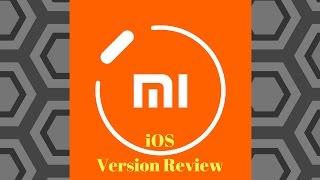 mi fit app review (iOS)