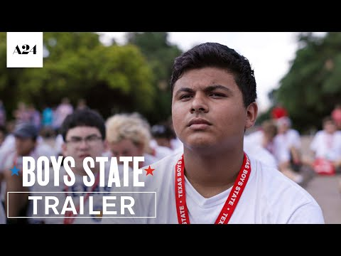 Boys State | Official Trailer HD | A24