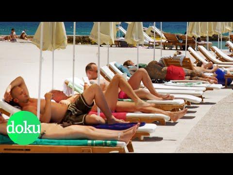 Leere Strände, leere Kassen? Kroatien-Urlaub und Corona   WDR Doku