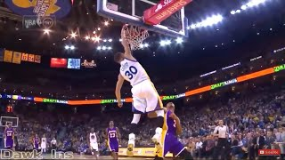 Stephen Curry Dunk Compilation