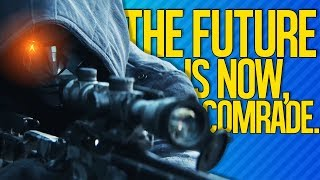 THE FUTURE IS NOW, COMRADE. | Sniper Ghost Warrior Contracts