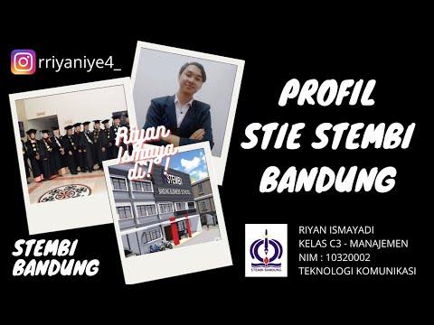 PROFIL STIE STEMBI (BANDUNG BUSINESS SCHOOL)