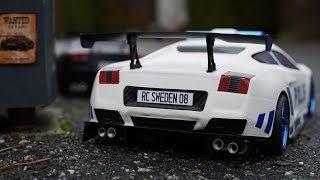 Lamborghini Police Chase 2 | RC Drifting