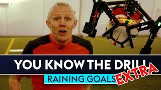 Bullard v Tubes v Fenners | Extreme Volley Challenge! | You Know The Drill Extra💥💥