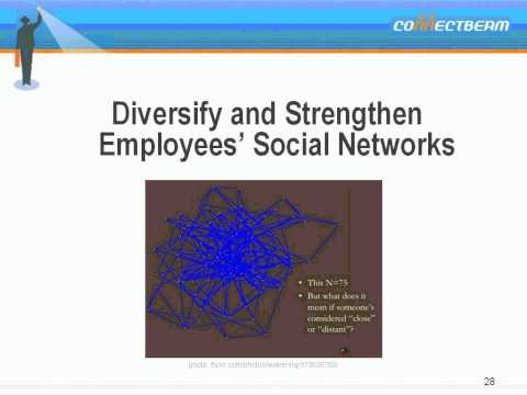 Connectbeam Webinar 112008: Double the Value of Your Social Software
