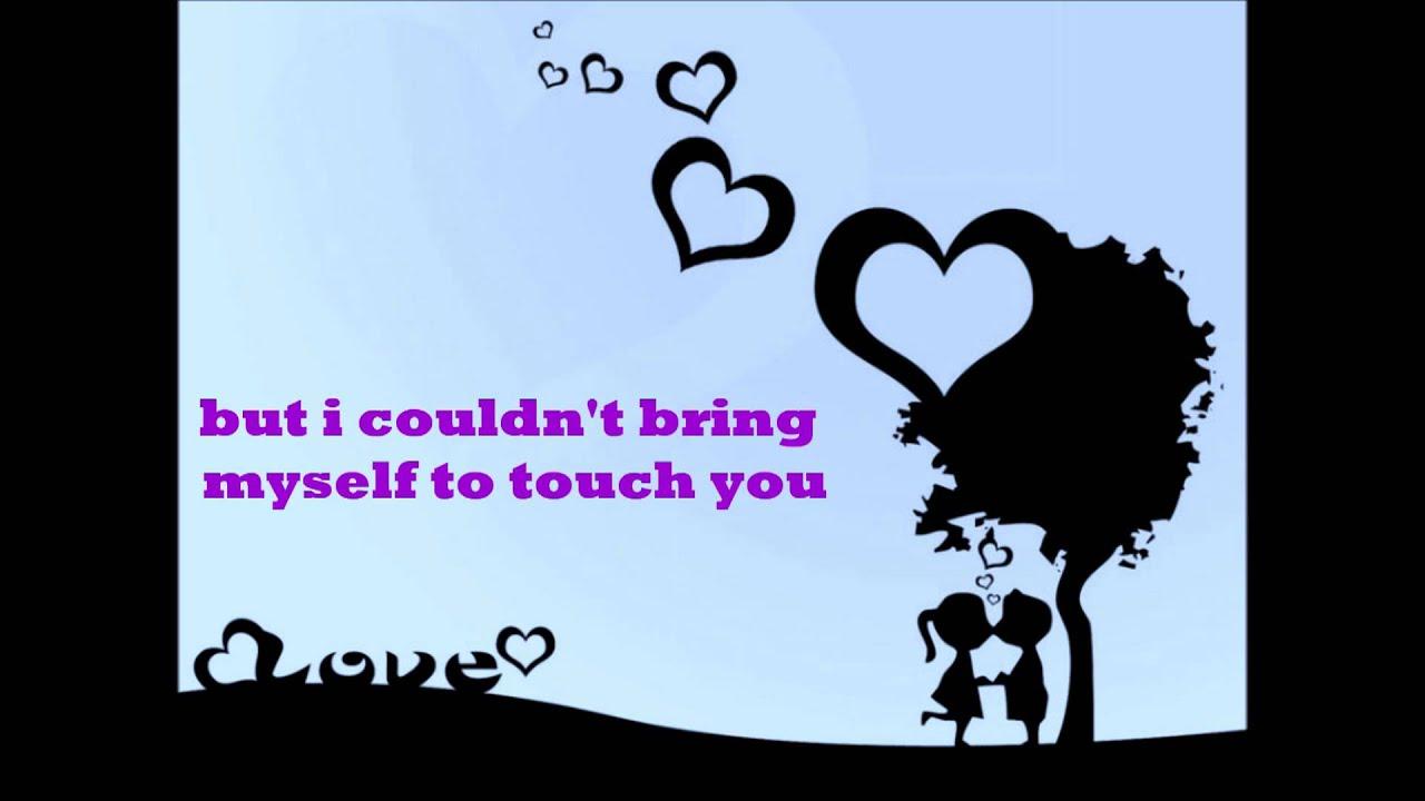 DYING INSIDE TO HOLD YOU lyrics IBU - YouTube