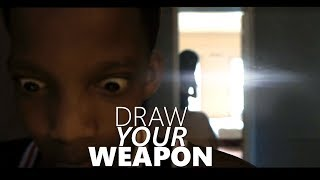 Draw Your Weapon | A Short Horror Film 4k