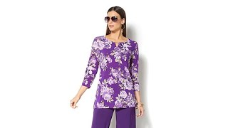 IMAN Global Chic Luxury Resort Perfect Tunic