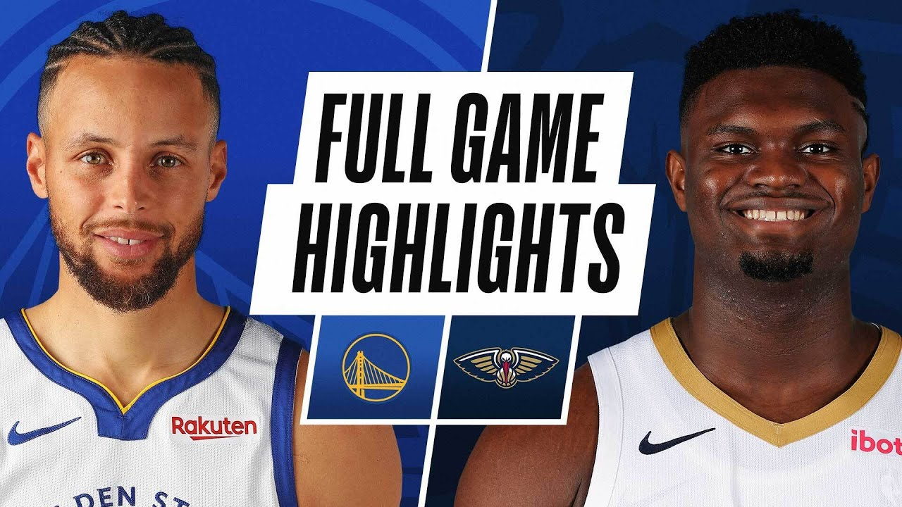 Download WARRIORS at PELICANS | FULL GAME HIGHLIGHTS | May 3, 2021