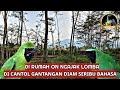 Dirumah On Ngajak Lomba Di Gantangan Diam Seribu Bahasa  Mp3 - Mp4 Download
