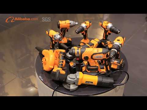 The Professional Power Tools Supplier In China