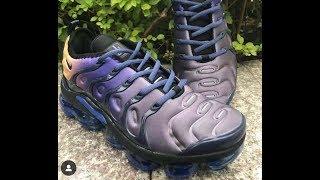 new concept 8c05f 0777a Nike air vapormax plus black video clip