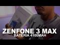 """IMPRESSÕES - ZENFONE 3 MAX 5,5"""" 32GB E 3GB RAM E 4100mAh"""