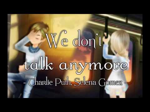 [ QQ Music ]  We Don't Talk Anymore - Charlie Puth