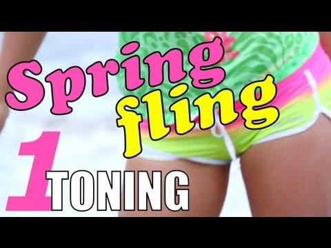 Spring Fling 1: Toning Workout