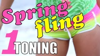 Spring Fling 1: Toning Workout