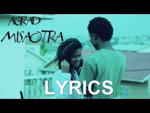 MISAOTRA- AGRAD (Lyrics)
