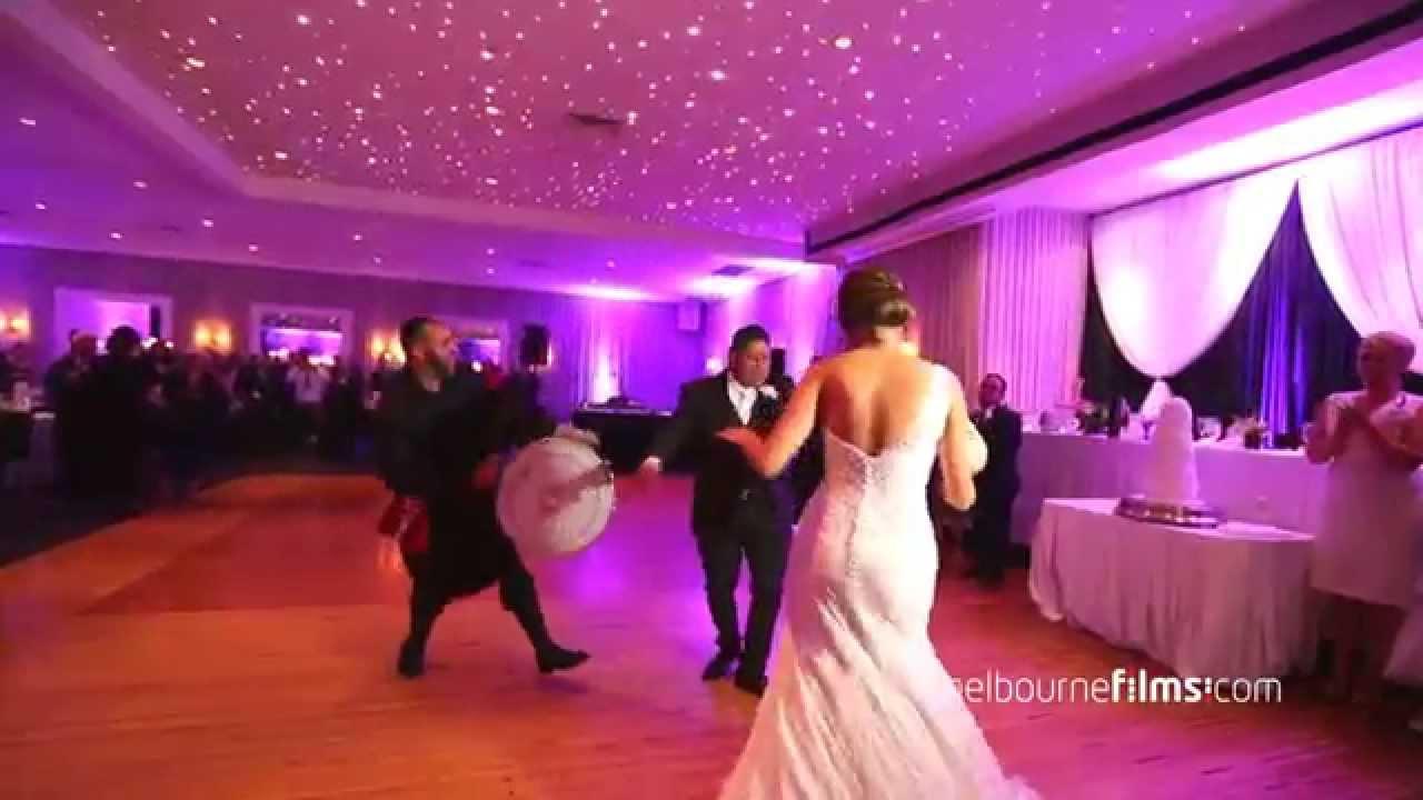 Best Wedding Entrance Matthew & Elly Wedding Video - YouTube