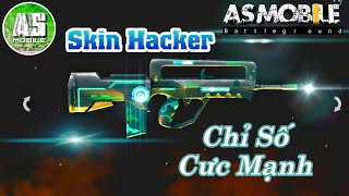 [Garena Free Fire] Skin Súng Hacker Mới Cực Ngon | AS Mobile