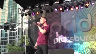 Joe McElderry - Pittsburgh Pride - (Sunday) -  Full Set