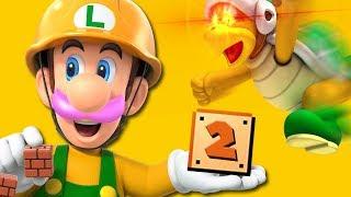 "THE ""EXPERT"" AT WORK   Super Mario Maker 2 - Part 2"